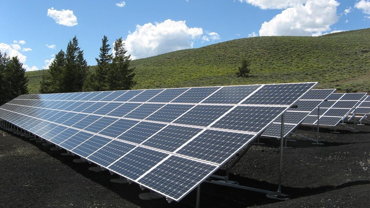 Solar Panels for Farming
