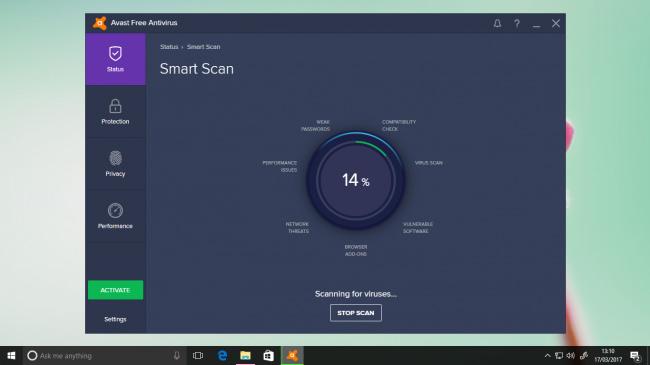 Avasta Free Antivirus