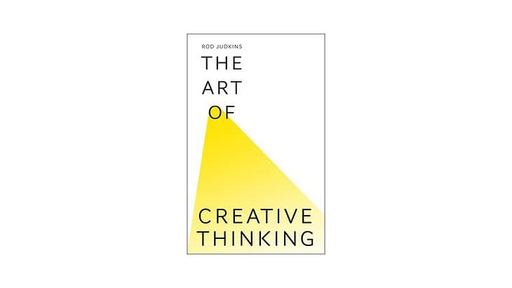 art of creative thinking book