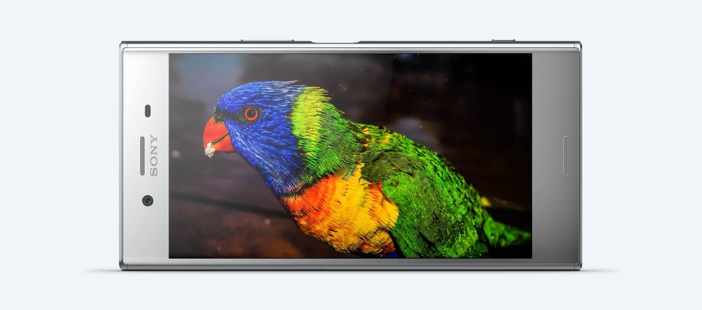 Sony Xperia XZ Premium 4K HDC Screen