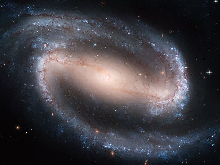NGC 1300 galaxy space wallpapers